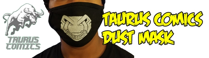Taurus Comics dust mask