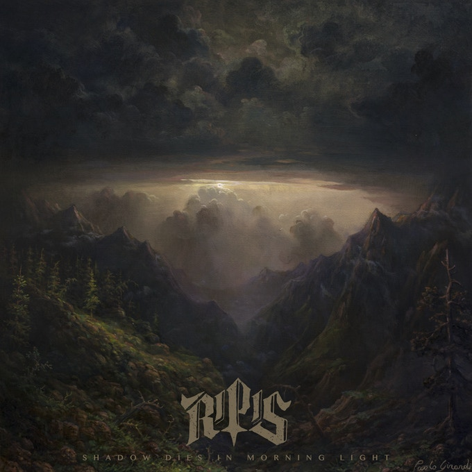 RIPIS - Shadow Dies in Morning Light [Vinyl Pressing]