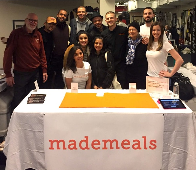 Part of Our mademeals Community