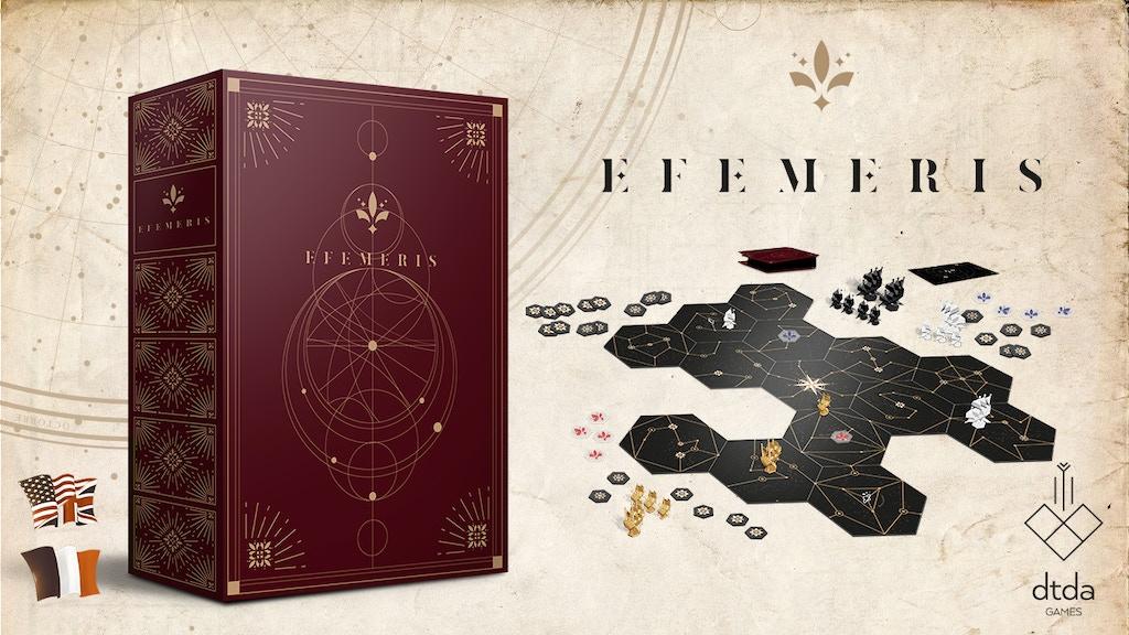 Efemeris - Celestial Domination