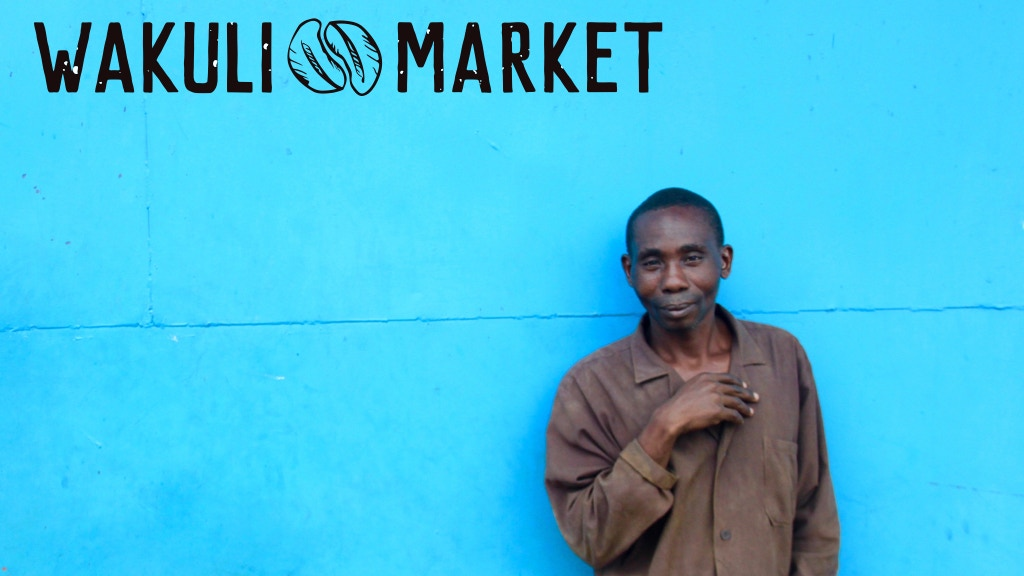 Coffee that changes lives, meet the farmers of Wakulimarket project video thumbnail