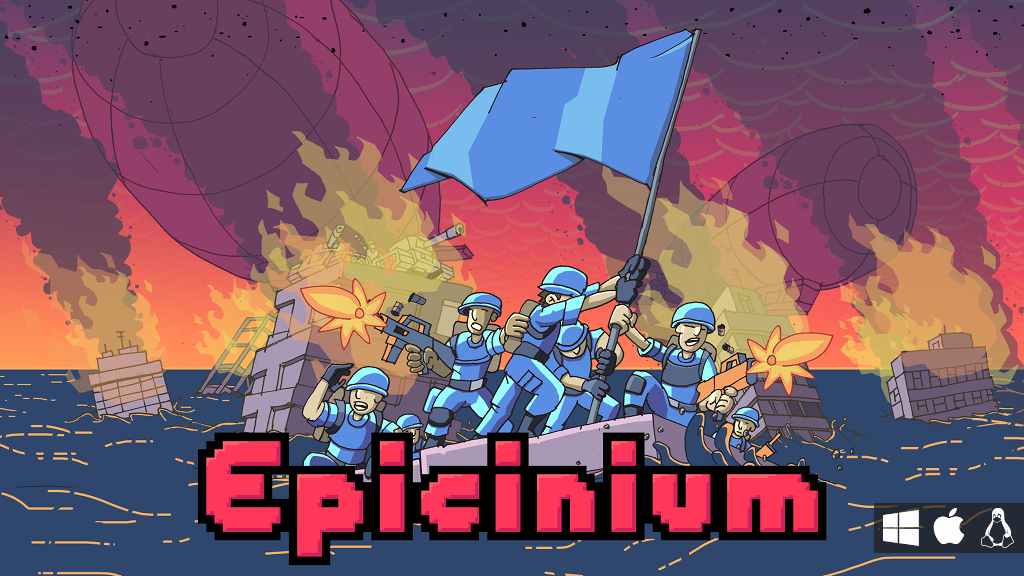 Epicinium — environmental turn-based strategy