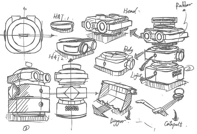 Design manuscript of TacoBot