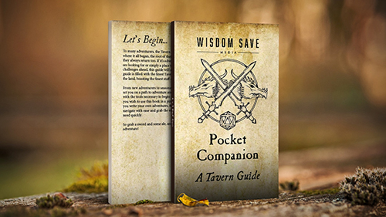 Pocket Companion: A Tavern Guide by Jason Watson » PDF: Artwork Pack