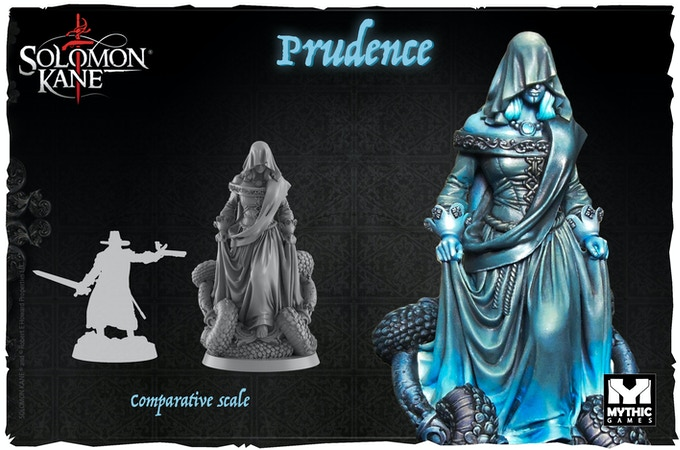Miniatures are supplied assembled and unpainted