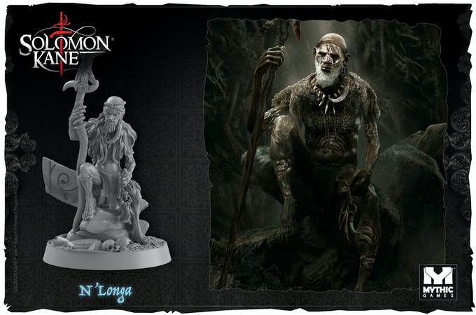 N'Longa is not included in the Core Box. But you will see him soon!
