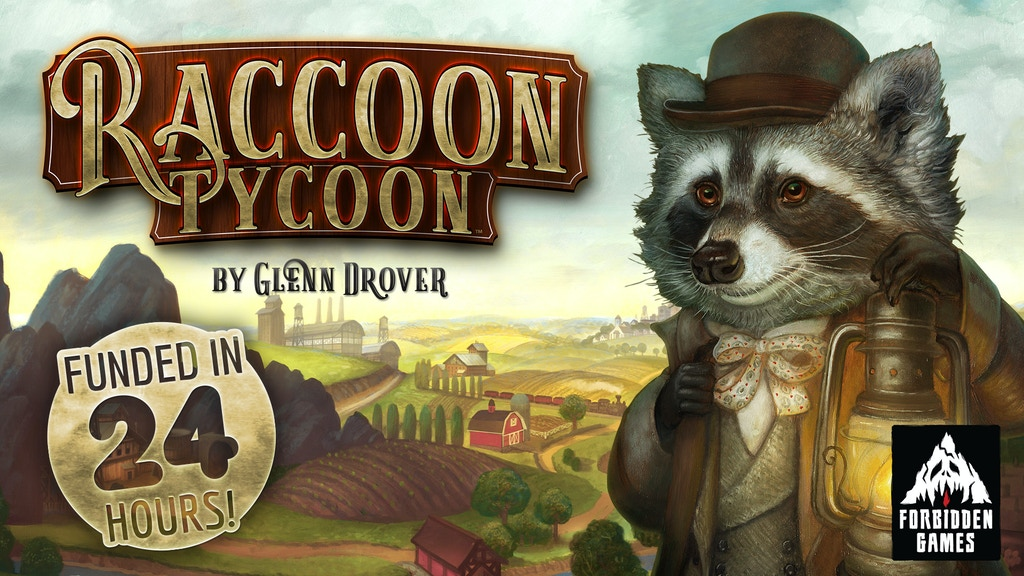 Raccoon Tycoon project video thumbnail