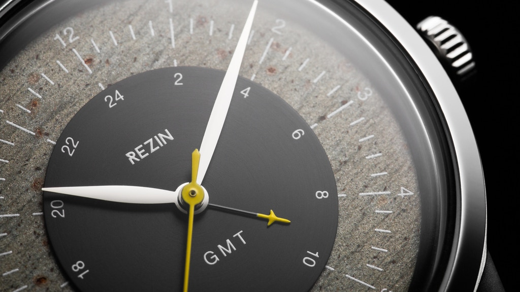 REZIN Watches - Natural Watches Assembled in France project video thumbnail