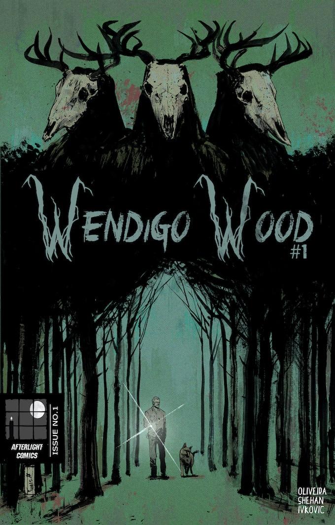 Official Wendigo Wood Cover