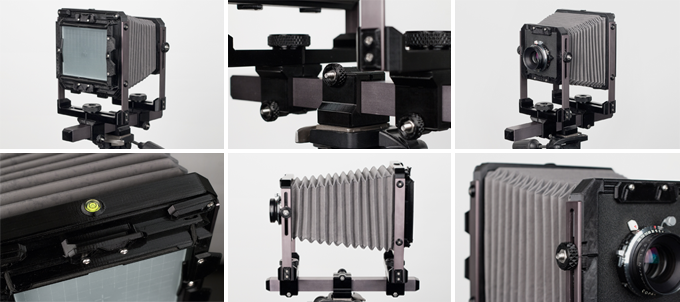 The Standard 4x5 - Build Your Own Large Format Camera by