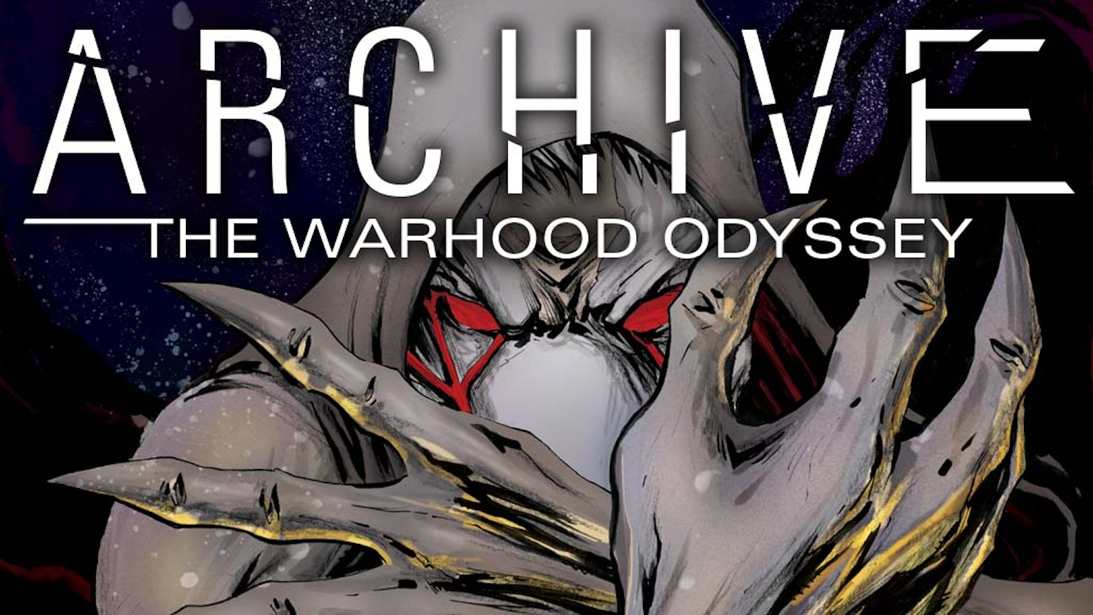 THE WARHOOD: An unwilling and unlikely hero is forced to use a futuristic weapon against its creator to save a dying planet!