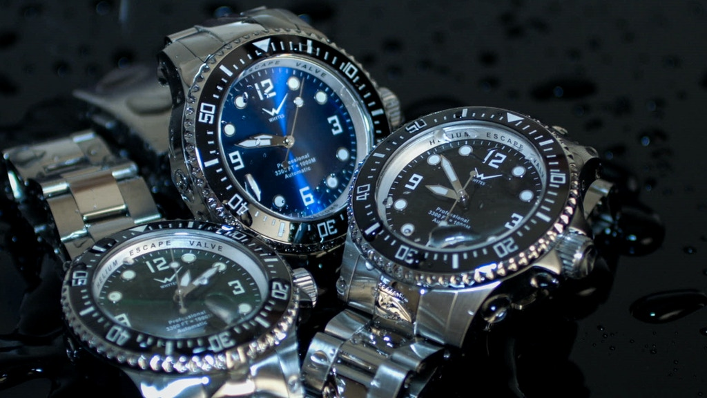 The Deep Dive: Serious automatic dive watches from Whytes. (Canceled)