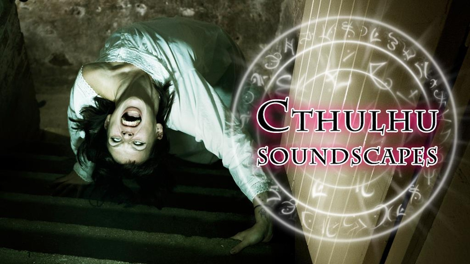 Cthulhu Soundscapes Hell Pack Soundscapes. Use for roleplaying, board games or even LARP. 66 tracks on Three volumes plus extras.