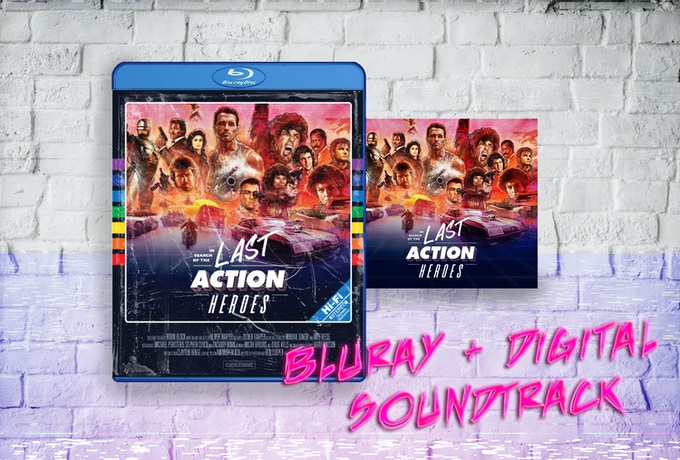 Exclusive BluRay and Digital Soundtrack