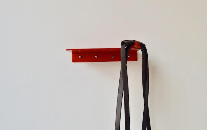 Original Prototype in Red