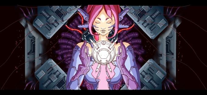 """Idola"", one of the main characters"