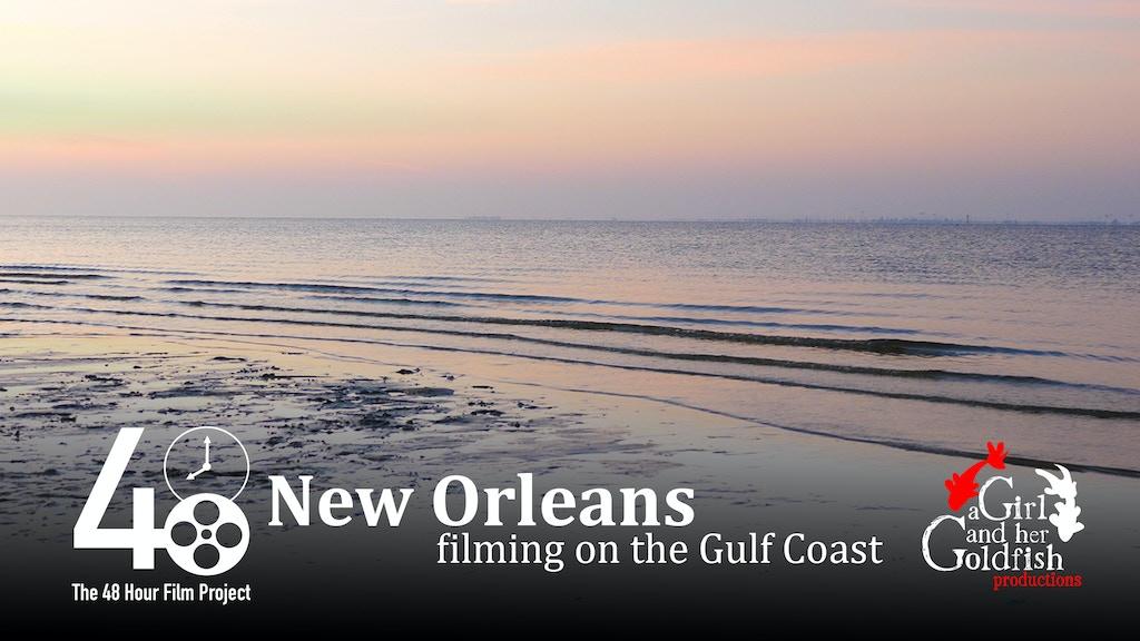 48 Hour Film Project (NOLA) filming in Ocean Springs, MS