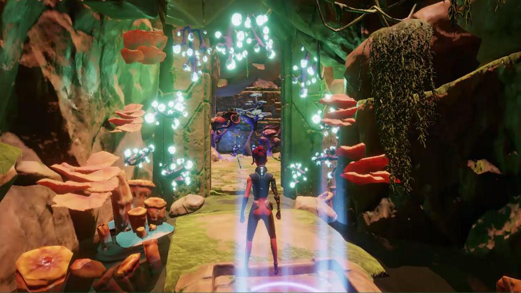 Vogue, The Explorer - a Beautiful 3D Platformer Game project video thumbnail