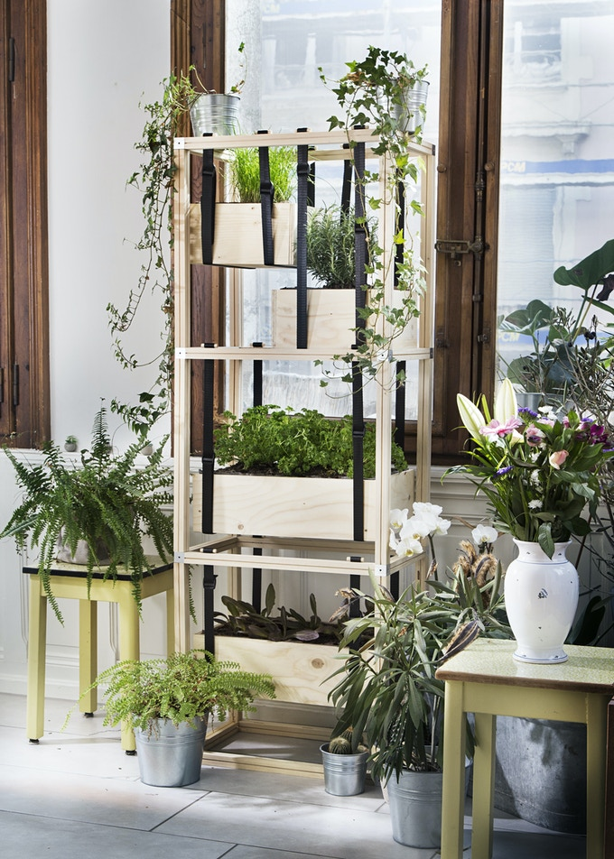 The Kit, The hanging gardens