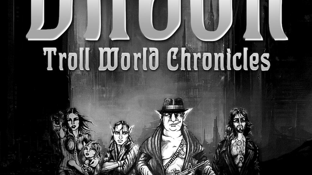 Dagon: Troll World Chronicles