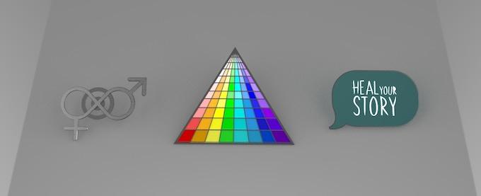Gender Fluid ~ LGBTQ+ Unity ~ Heal Your Story