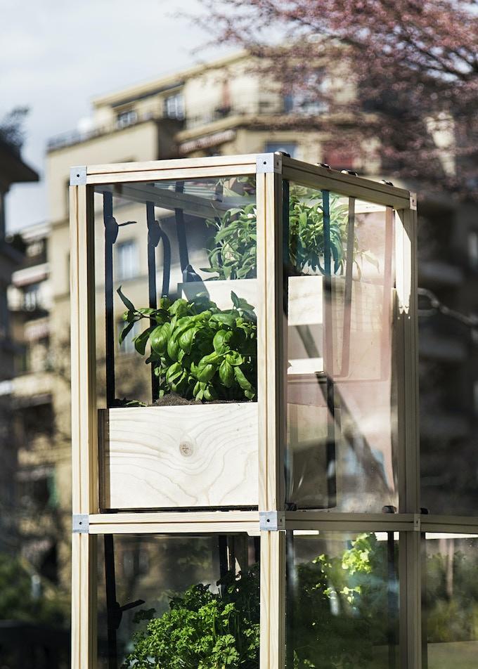 Greenhouse module