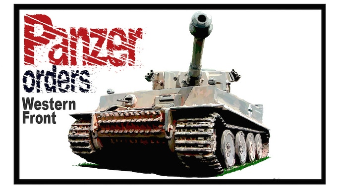 Panzer Orders Western Front