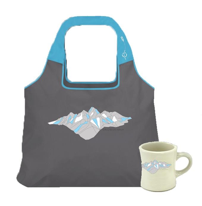Chico Bag and Coffee mug