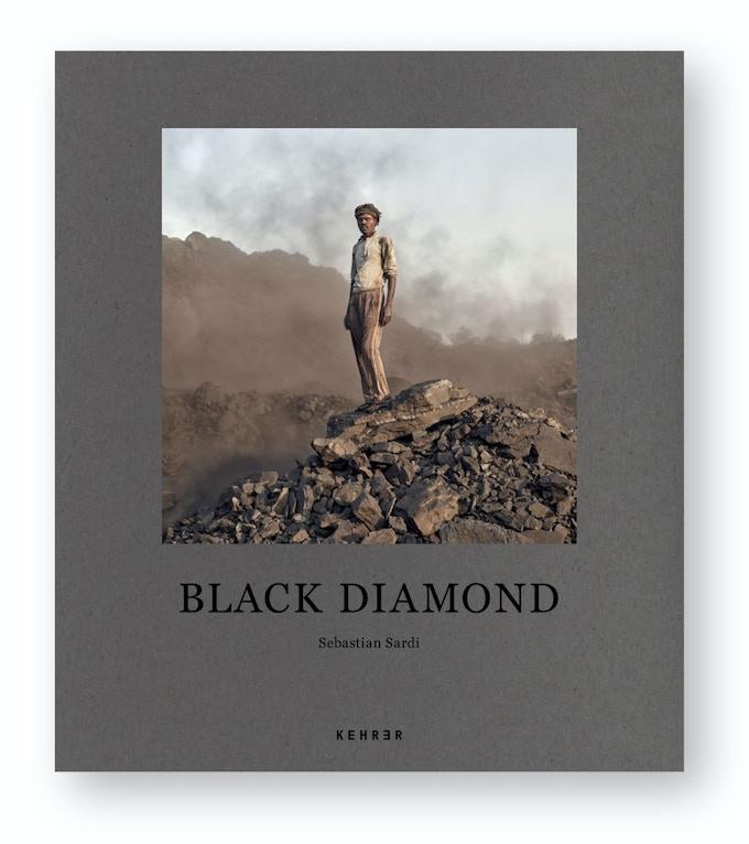 Black Diamond Bookcover Mockup - Design will change