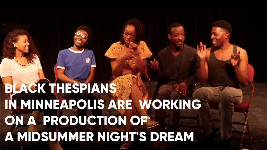 THE BLACK ENSEMBLE PLAYERS PRESENT A MIDSUMMER NIGHT'S DREAM project video thumbnail