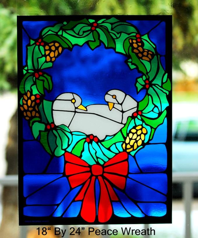 Original Peace Wreath Prototype (1995)