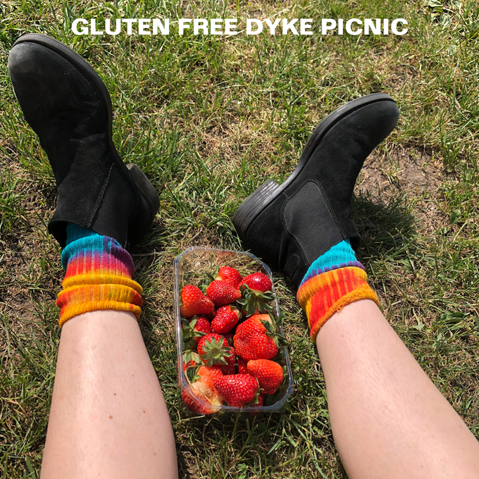 GLUTEN FREE DYKE PICNIC $500 or more