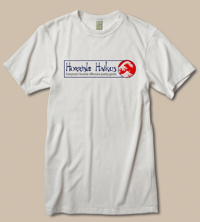 Horrible Haikus T-Shirt