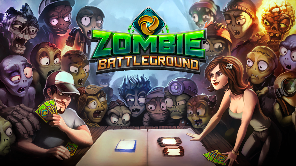 Zombie Battleground - The New Generation of CCG/TCG project video thumbnail
