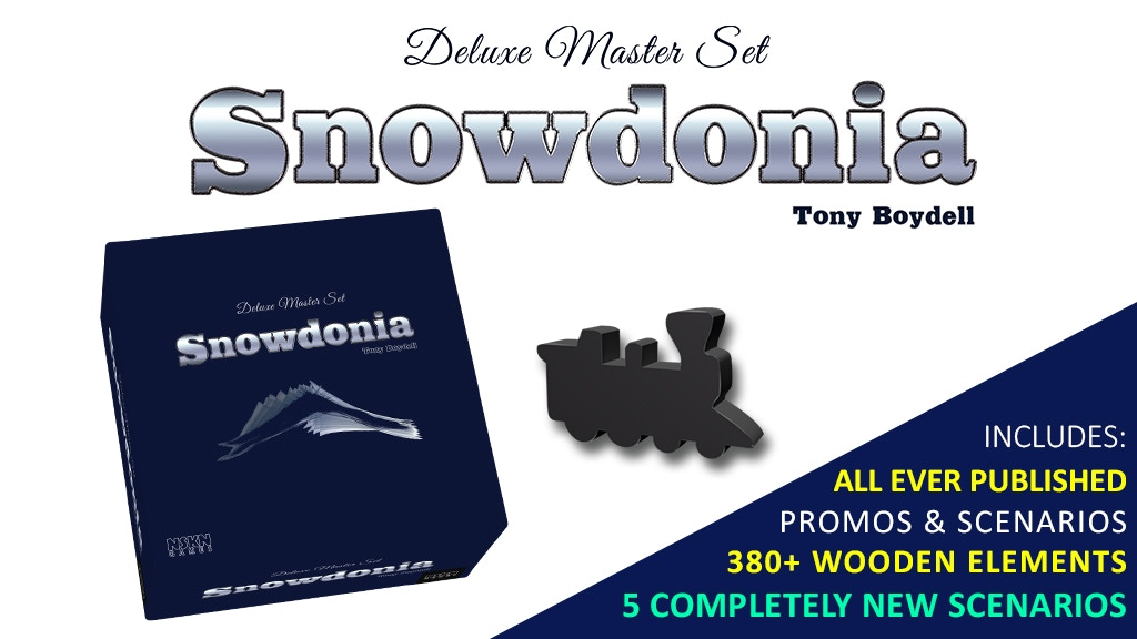 Snowdonia Deluxe Master Set project video thumbnail