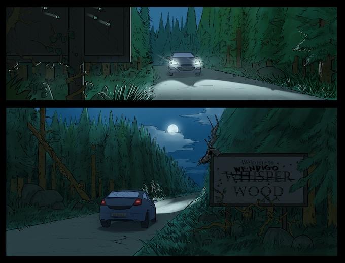 Welcome To Wendigo Wood