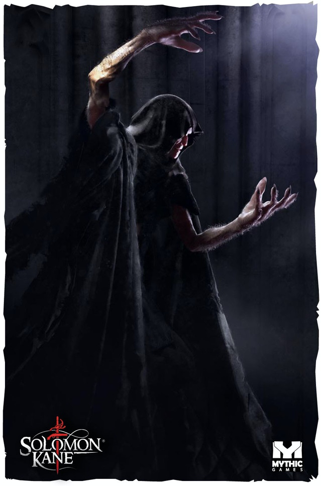 Roger Simeon, the necromancer, had big hairy hands
