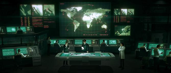 XENONAUTS 2 : Strategic Planetary Defence Simulator by Goldhawk