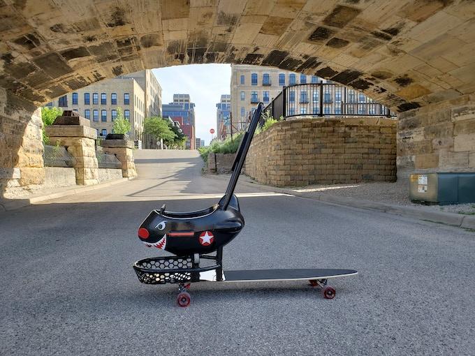 Full Product Under the Stone Arch Bridge MN