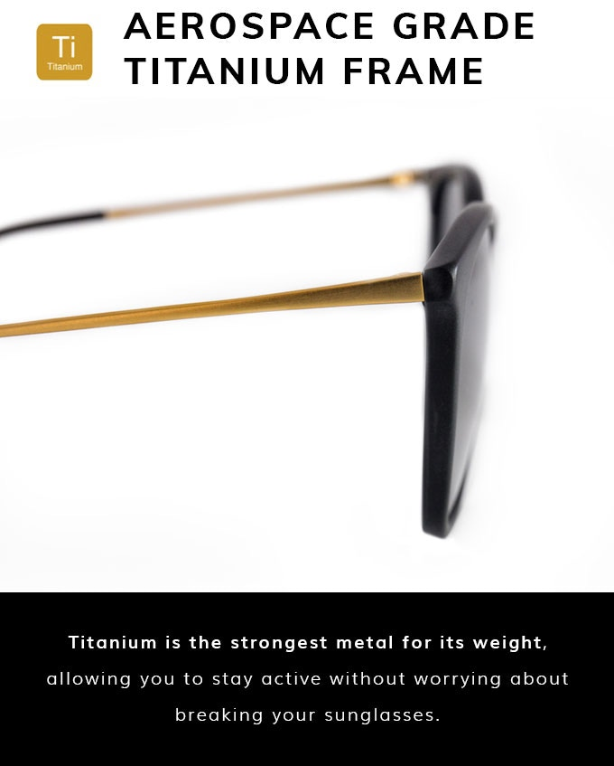 f471dcfa012 These sunglasses are made from the same materials used in a Fighter jet
