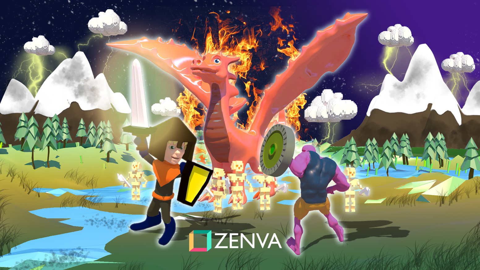 RPG Academy - From Zero to Creating Games by Zenva — Kickstarter