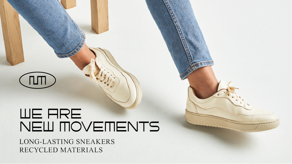 New Movements - A Better Sneaker project video thumbnail