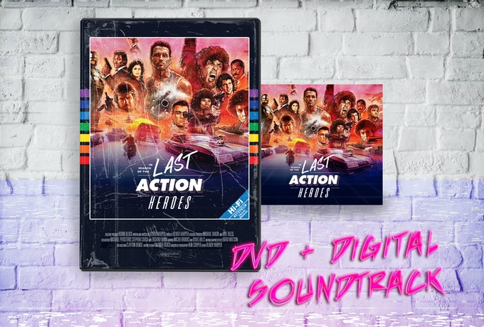 Exclusive DVD and Digital Soundtrack