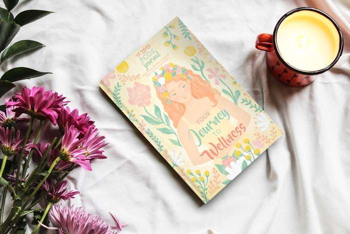 The 2019 PCOS Journal is a day planner designed specifically to help women with Polycystic Ovarian Syndrome manage, track and understand their journey. It has been fully funded on Kickstarter and will be released in September!