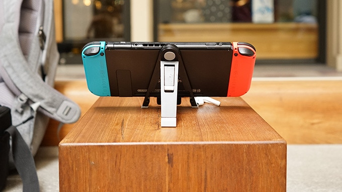 Portable Stand is a solid upgrade to the built-in kickstand