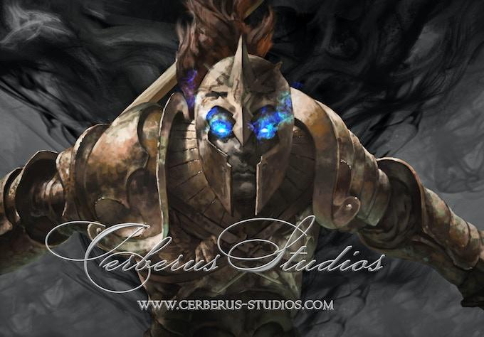Cerberus Studios Logo