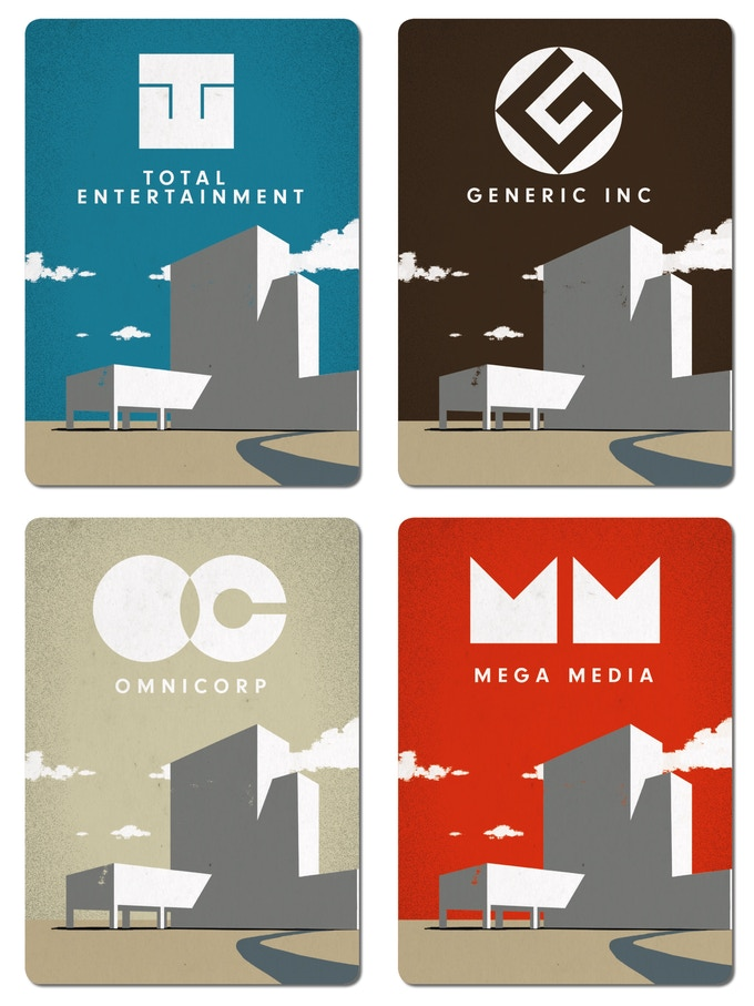 The new Conglomerate cards