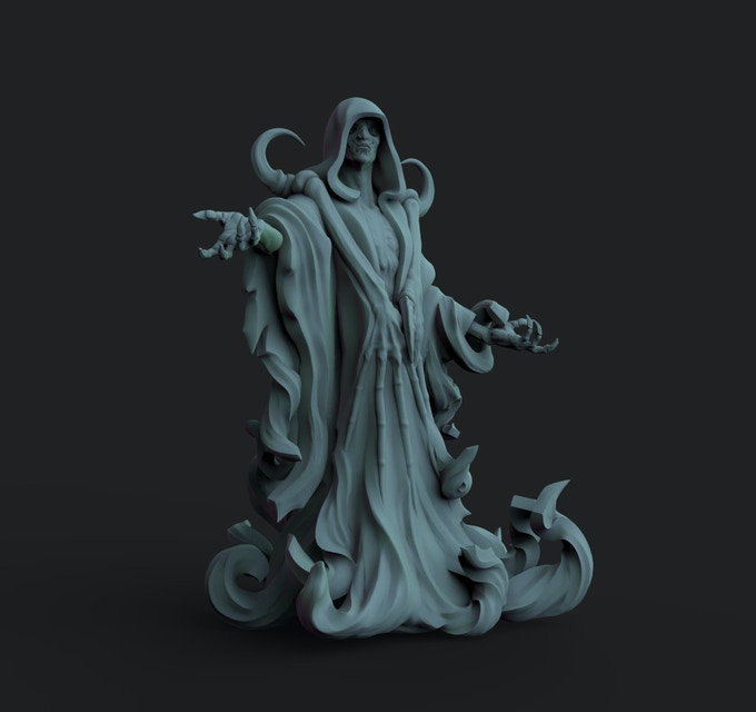 The Veiled Emissary