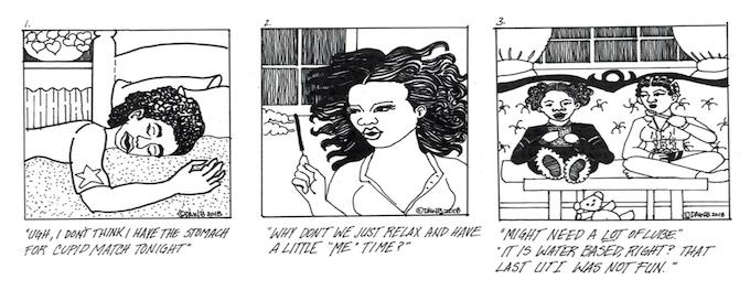 Storyboards by Dawn Williams Boyd