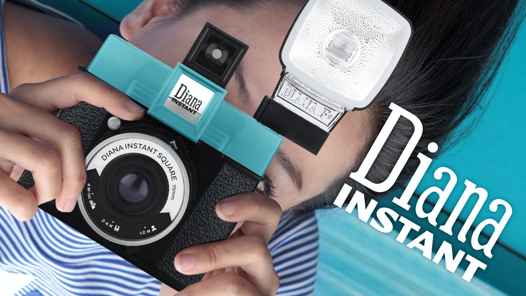 The Diana Instant Square Camera project video thumbnail